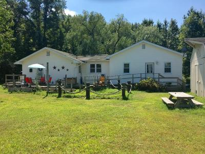 Bishopville Single Family Home For Sale: 13059 Old Stage Rd
