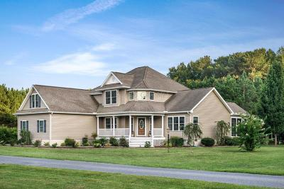 Berlin Single Family Home For Sale: 10444 Worcester Hwy