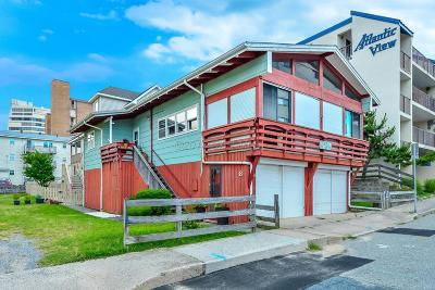 Ocean City Single Family Home For Sale: 8 83rd St
