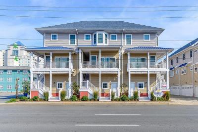 Ocean City Condo/Townhouse For Sale: 1600 Philadelphia Ave #108