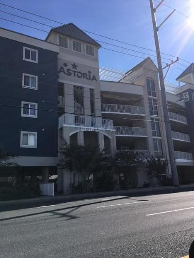 Ocean City Condo/Townhouse For Sale: 4500 Coastal Hwy #205