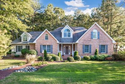 Ocean Pines Single Family Home For Sale: 401 Charlotte Ct