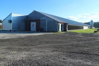 Bishopville Farm & Ranch For Sale: 13135 Hidden Acres Ln