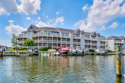 Ocean City Condo/Townhouse For Sale: 205 125th St #322d