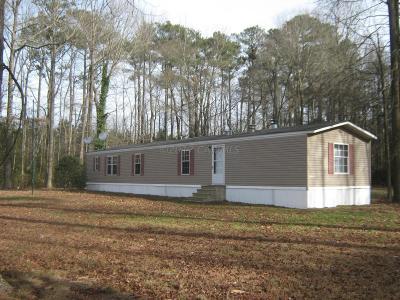 Willards Single Family Home For Sale: 7819 Richardson Rd #R