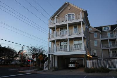 Ocean City Single Family Home 3rd Party Approval: 18 144th St #B