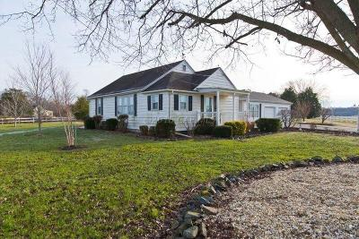 Willards Single Family Home For Sale: 7427 New Hope Rd