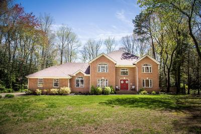 Salisbury Single Family Home For Sale: 5517 Abbey Ln