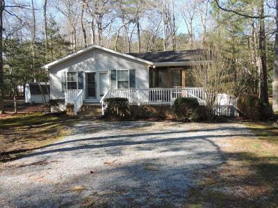 Ocean Pines Single Family Home For Sale: 9 Hemlock Ln