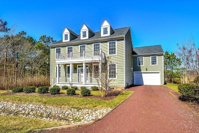 Ocean Pines Single Family Home For Sale: 109 Mumford Landing Rd