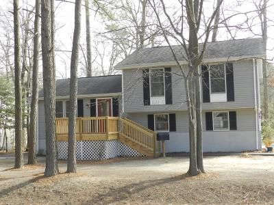 Ocean Pines MD Single Family Home For Sale: $213,900