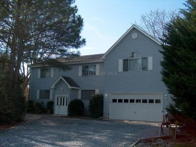 Ocean Pines Single Family Home For Sale: 22 Windward Ct