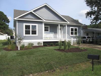 Ocean Pines Single Family Home For Sale: 104 Camelot Cir
