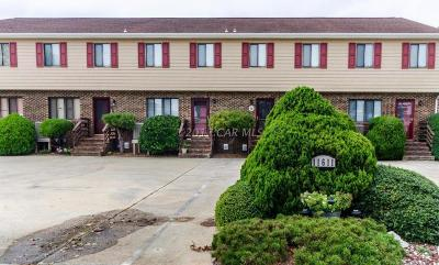 Ocean City Condo/Townhouse For Sale: 11611 Windward Dr #C