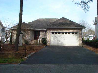 Ocean Pines Single Family Home For Sale: 12 Ivanhoe Ct