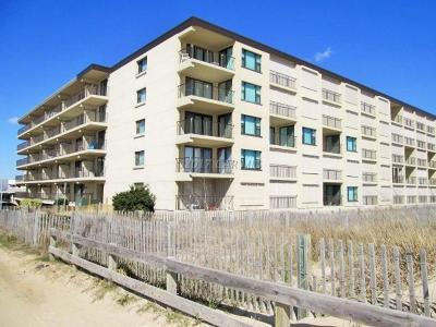 Ocean City Condo/Townhouse For Sale: 14500 Wight St #403