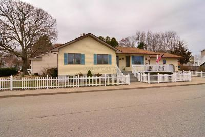 Ocean City Single Family Home For Sale: 14201 Sinepuxent Ave