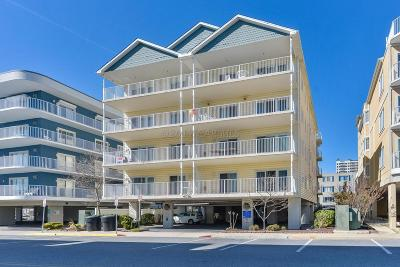Ocean City Condo/Townhouse For Sale: 14 45th St #201