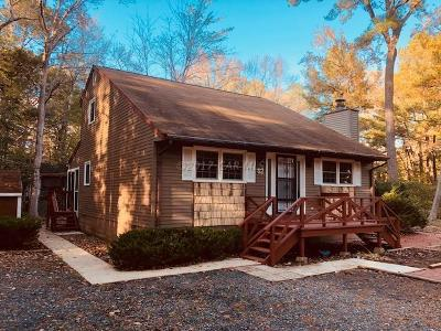 Ocean Pines Single Family Home For Sale: 62 Pinehurst Rd
