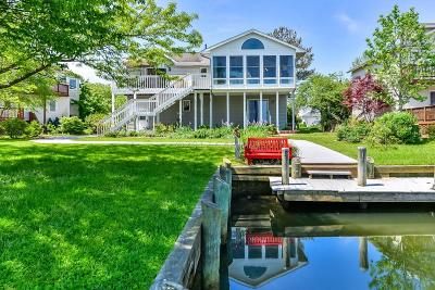 Ocean Pines Single Family Home For Sale: 4 N Pintail Dr