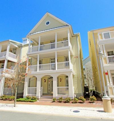 Ocean City Single Family Home For Sale: 4 Shore Point Dr