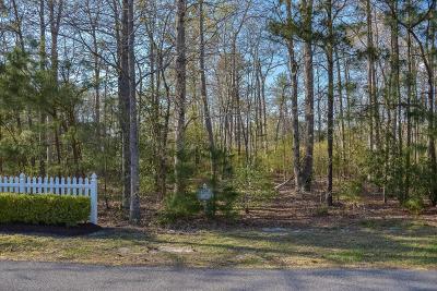 Ocean Pines Residential Lots & Land For Sale: 1205 Carrollton Ln