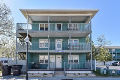 Ocean City Condo/Townhouse For Sale: 1605 N Baltimore Ave #2b