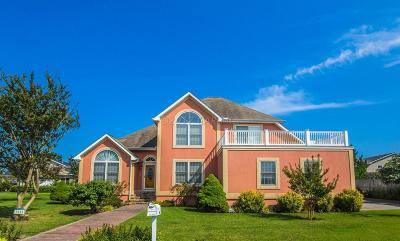 Ocean City Single Family Home For Sale: 1555 Teal Dr