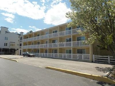 Ocean City Condo/Townhouse For Sale: 11 62nd St #212