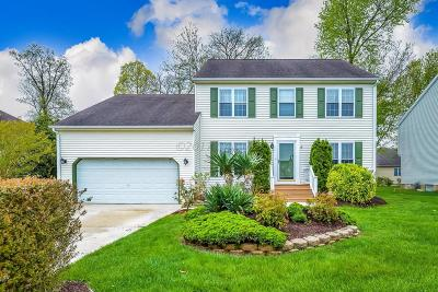 Ocean City Single Family Home For Sale: 10218 Bent Creek Rd