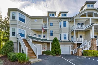 Ocean Pines Condo/Townhouse For Sale: 25 Starfish Ln #25