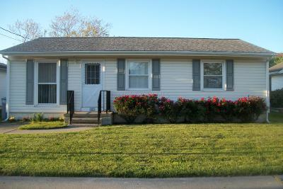 Ocean City Single Family Home For Sale: 306 Sunset Dr