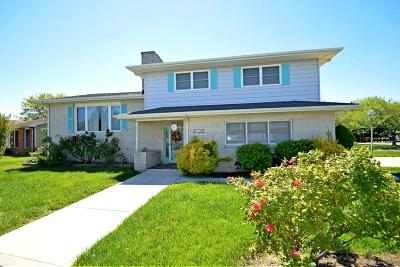 Ocean City Single Family Home For Sale: 1529 Teal Dr