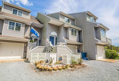 Ocean Pines Condo/Townhouse For Sale: 7 The Point