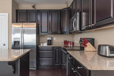 Ocean City Condo/Townhouse For Sale: 9906 Bay Ct #4