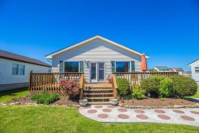 Ocean City Single Family Home For Sale: 12419 W Torquay Rd