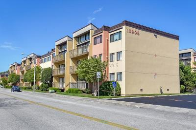 Caine Woods Condo/Townhouse For Sale: 13908 N Ocean Rd #1b