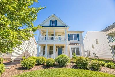 Berlin Single Family Home For Sale: 12155 Snug Harbor Rd