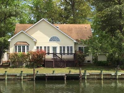 Ocean Pines Single Family Home For Sale: 16 Portside Ct