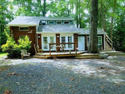 Ocean Pines Single Family Home For Sale: 59 Seafarer Ln