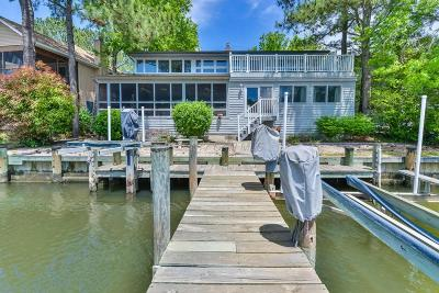 Ocean Pines Single Family Home For Sale: 10 Beach Ct