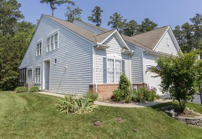 Ocean Pines Single Family Home For Sale: 6 Federal