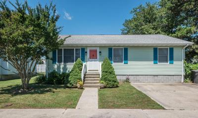 Ocean City Single Family Home For Sale: 9307 Mediterranean Dr