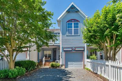Ocean Pines Condo/Townhouse For Sale: 1006 Baybreeze Ln