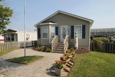 Ocean City Single Family Home For Sale: 126 52nd St #126
