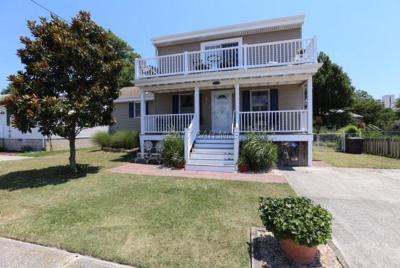 Ocean City Single Family Home For Sale: 8806 Mediterranean Dr
