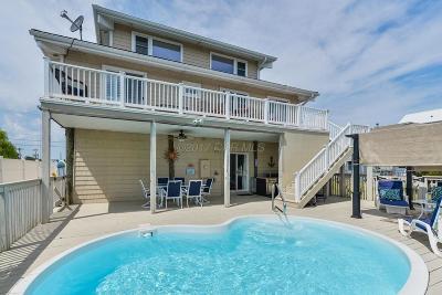 Ocean City Single Family Home For Sale: 12920 Swordfish Dr