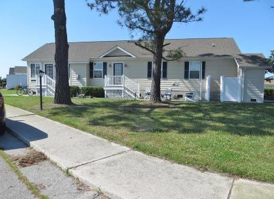 Ocean City Single Family Home For Sale: 13201 Peach Tree Rd