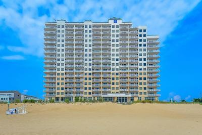 Ocean City Condo/Townhouse For Sale: 2 48th St #303