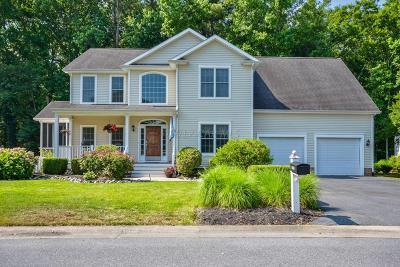 Ocean City Single Family Home For Sale: 12516 Nature Park Dr